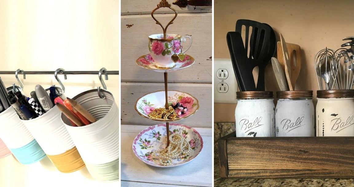 Keuken Opbergen Organizers : Handige organizers voor thuis diy bettys kitchen tips voor in