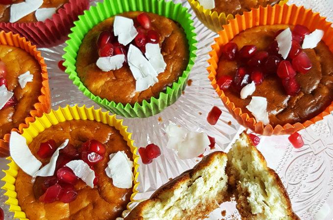Monchou Muffins met Kwark