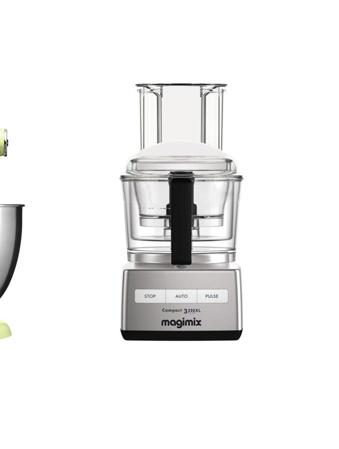 Het verschil tussen mixer, keukenmachine en blender