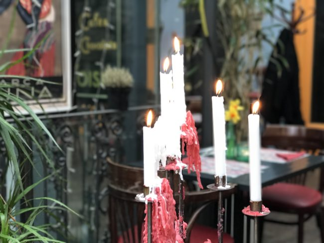 restaurant review Chef Thomas Cafe & Catering zandvoort Betty's Kitchen copyright protected