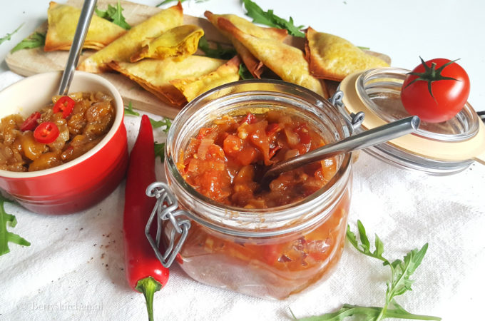 Zelf Mango Chutney en Tomaten Chutney maken