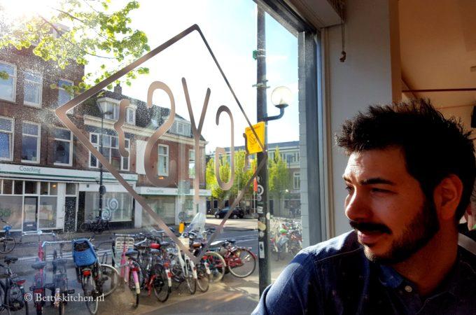 Biologisch Restaurant GYS in Utrecht hotspot review betty's kitchen