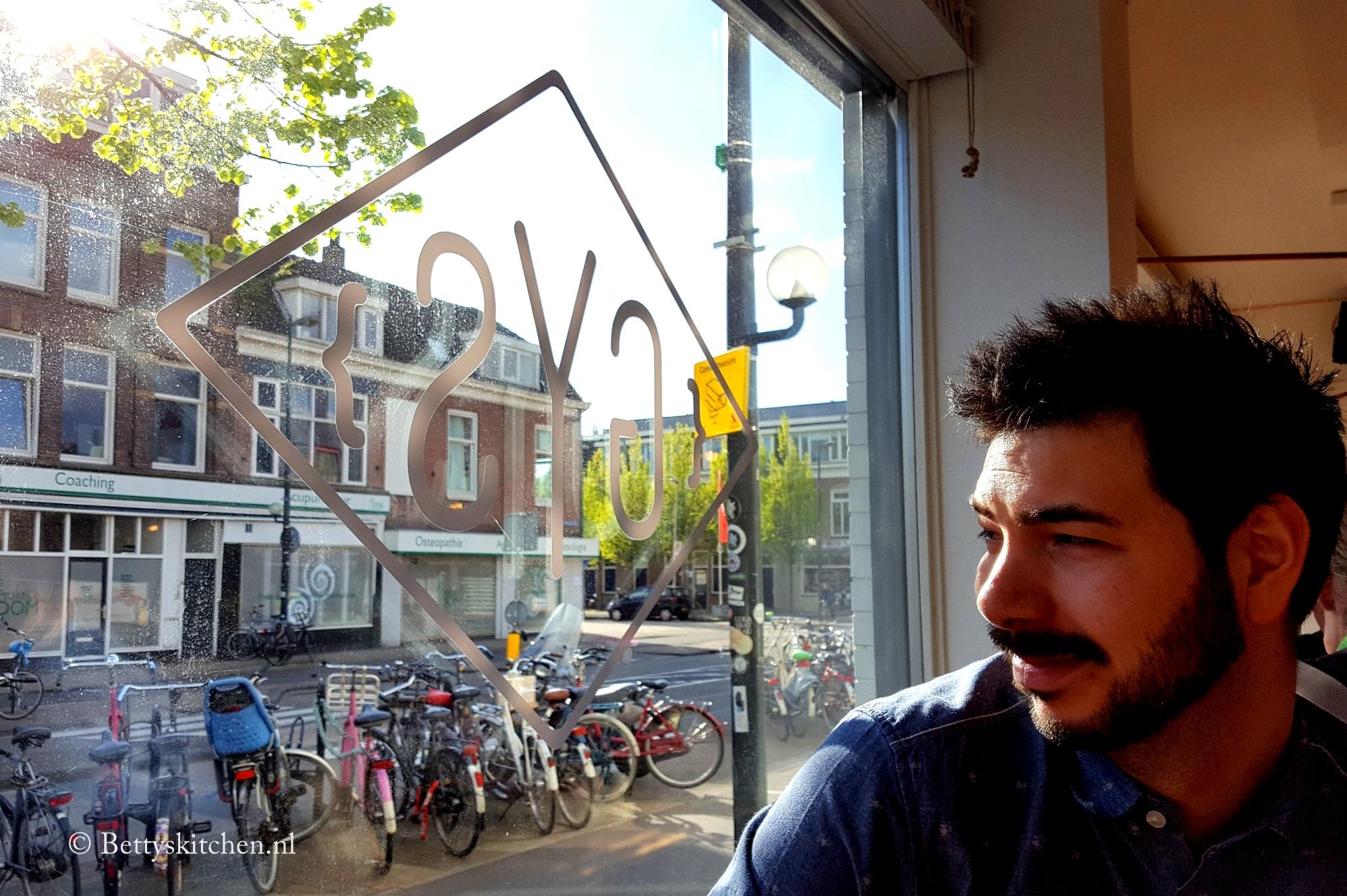 Biologisch Restaurant GYS in Utrecht