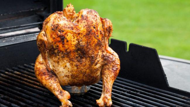 20x barbecue recepten Beercan chicken hetekooltjes.nl