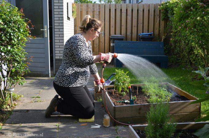 Inspiratie voor de (eetbare) buitentuin