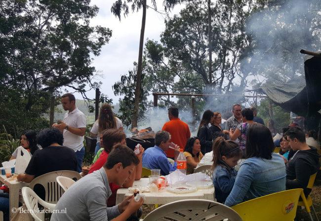 Barbecue festival Santa Maria Magdalena