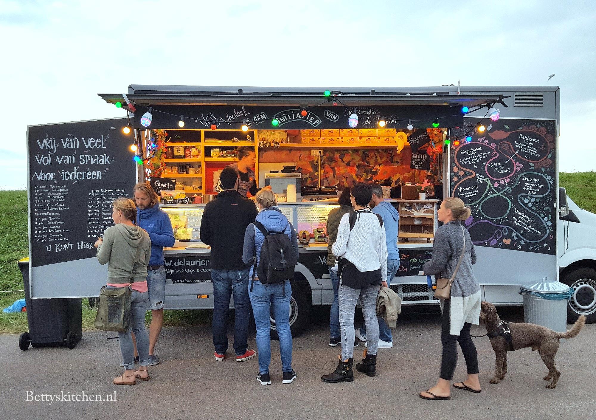 Beach Food Festival 2017 op Texel