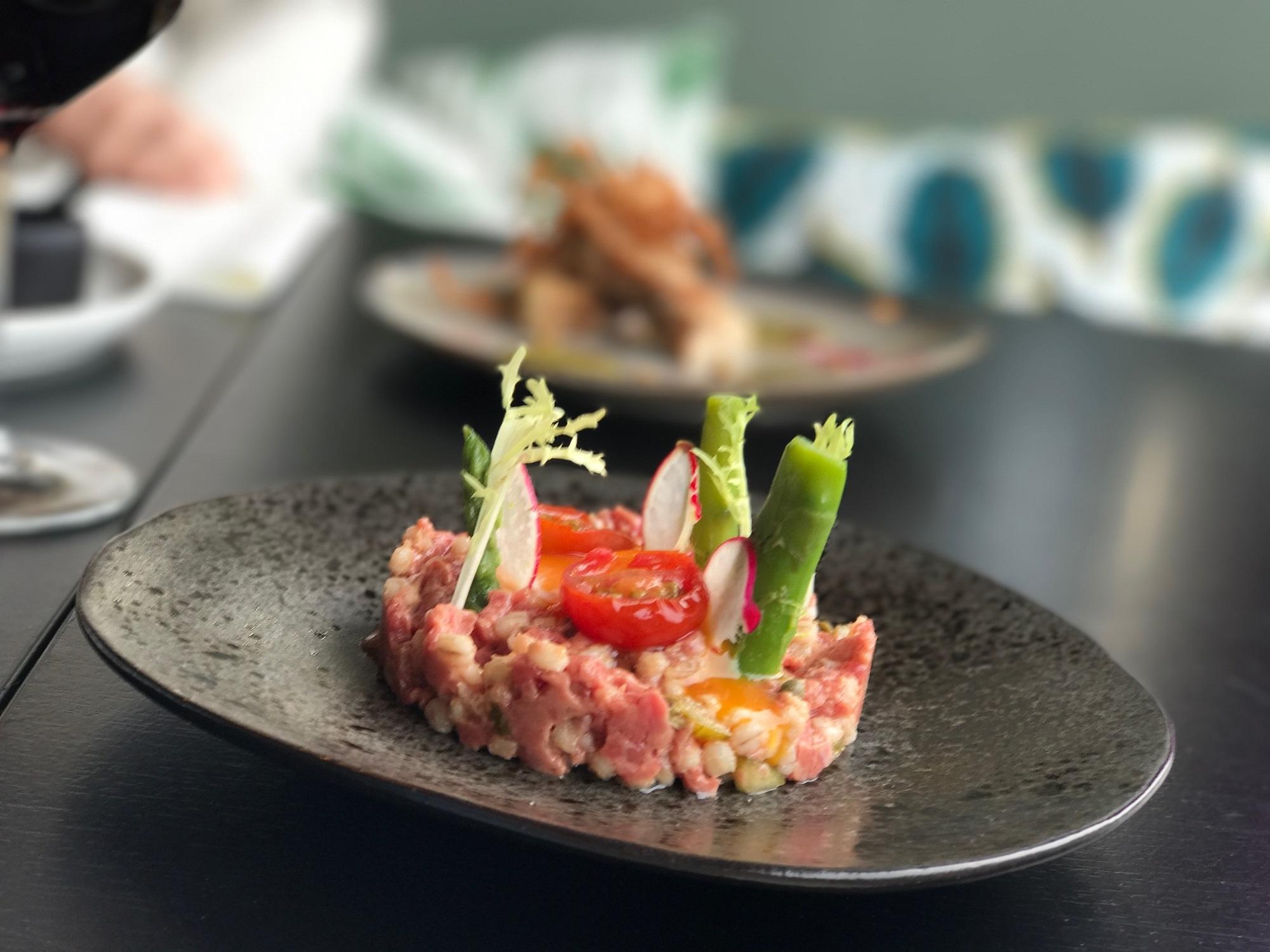 Atelier Bar en Restaurant in Amsterdam