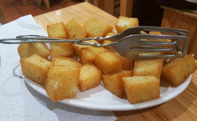 Milho Frito