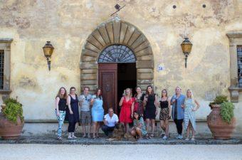 Een bucketlist trip naar Toscane (Villa Parrano)