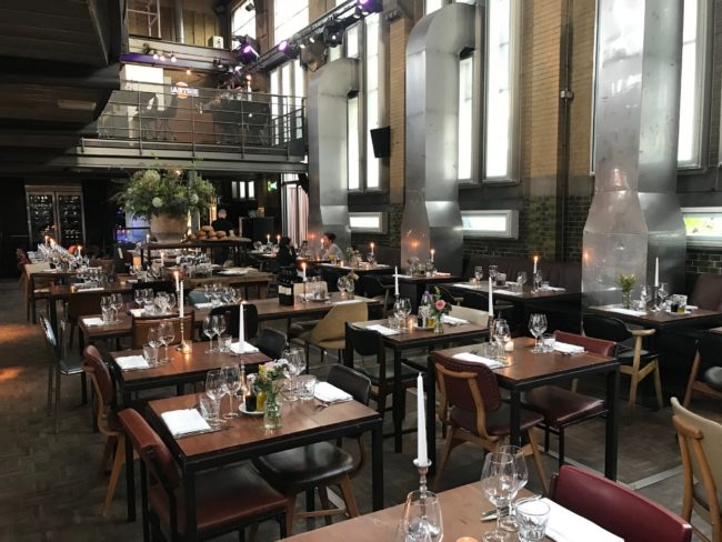 restaurant review Pompstation Bar Restaurant in Amsterdam betty's kitchen