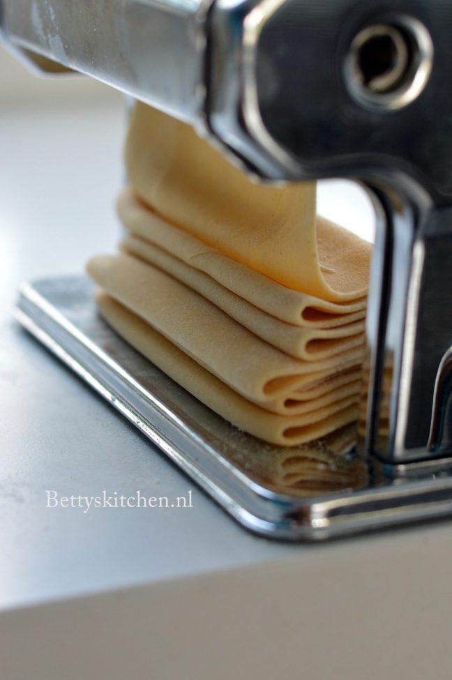 basisrecept pasta maken betty's kitchen