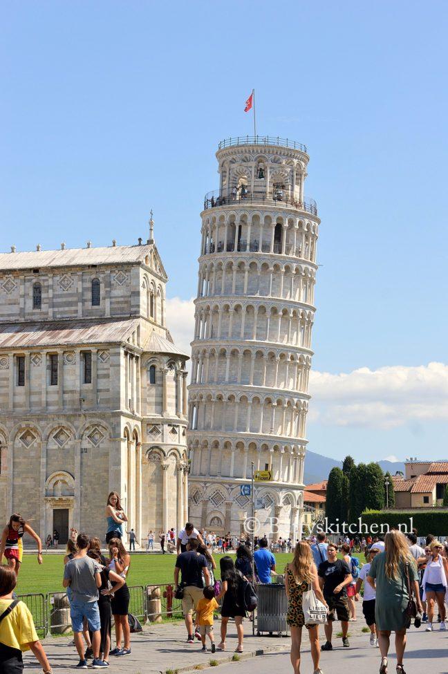 bucketlist trip naar toscane villa parrano toren van pisa