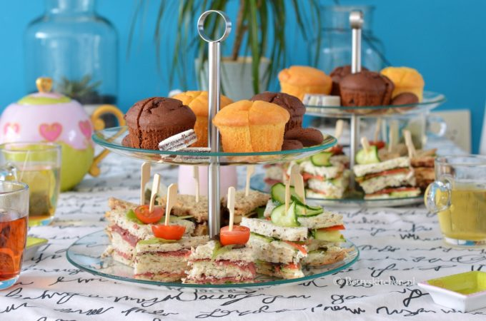 3x High Tea Sandwiches (glutenvrij)