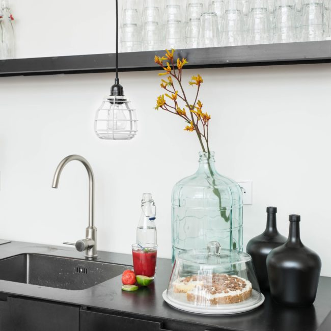 retro eetkamer trend fonQ.nl HKLiving lifestyle interieur design betty's Kitchen