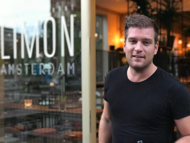 Limon bar restaurant in Amsterdam review betty's kitchen