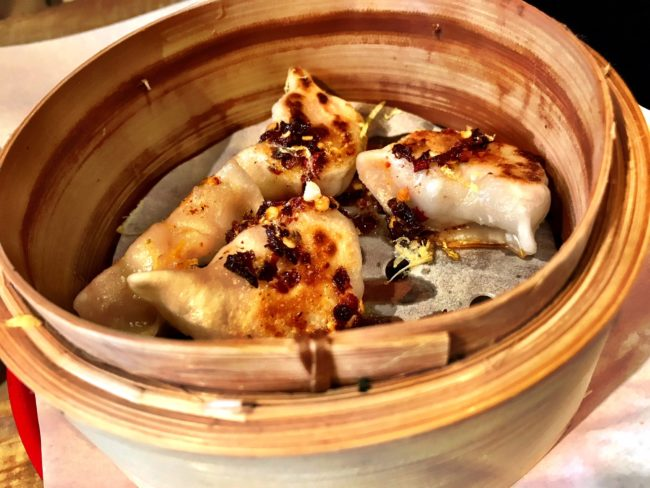 restaurant review Shanghai Bistro in Amsterdam Betty's Kitchen