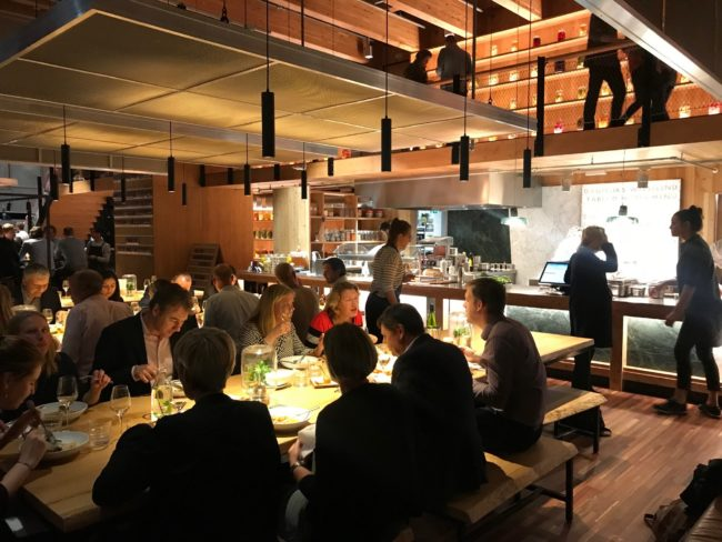 circl restaurant amsterdam hotspots in zuidas betty's kitchen