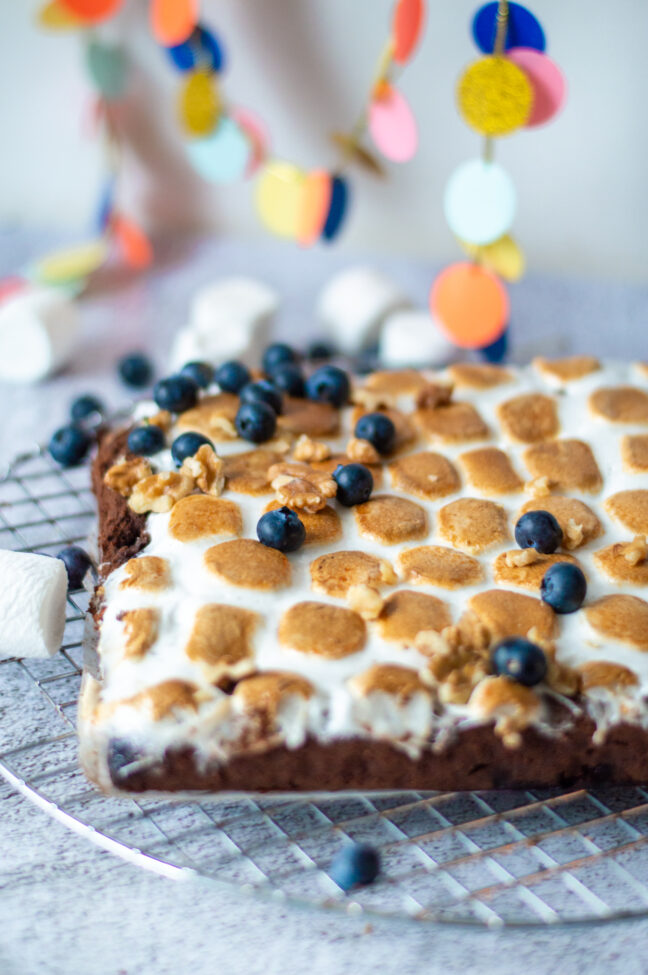 recept brownies met marshmallows © bettyskitchen.nl