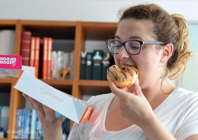 fotodagboek oktober 2017 Betty's kitchen dunkin donuts utrecht