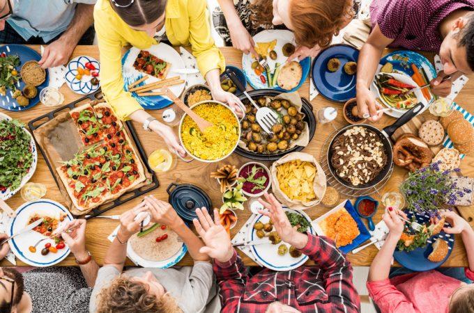 Doe mee met het Nationaal Integratie diner op 12 oktober!