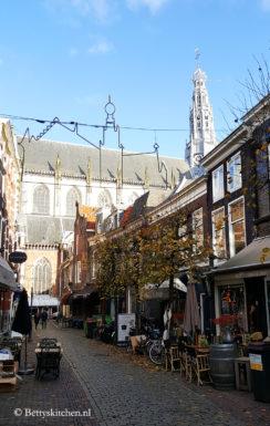 Grote Bavokerk Haarlem