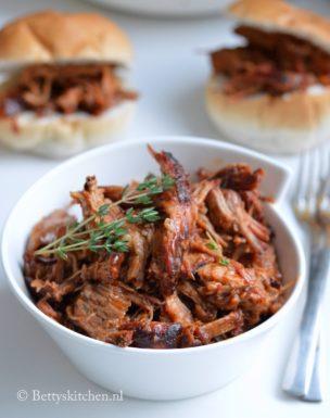 recept pulled pork van de barbecue betty's kitchen
