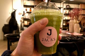 Jacks Juice bar en kitchen Amsterdam