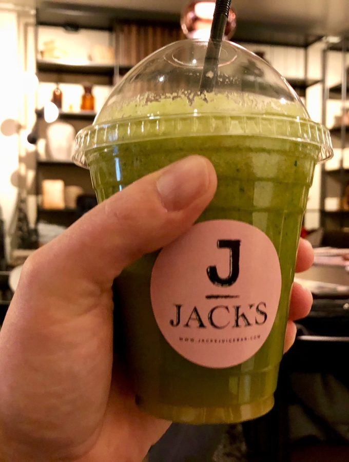 Jacks Juice bar en kitchen Amsterdam hotspots bettys kitchen de Pijp