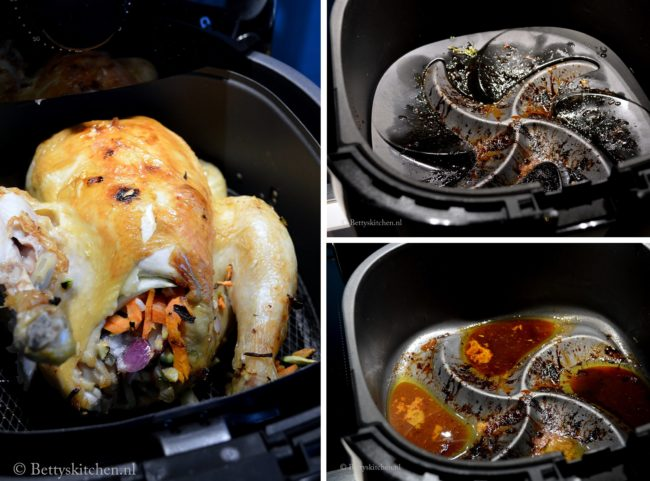 review philips airfryer XXL viva collection