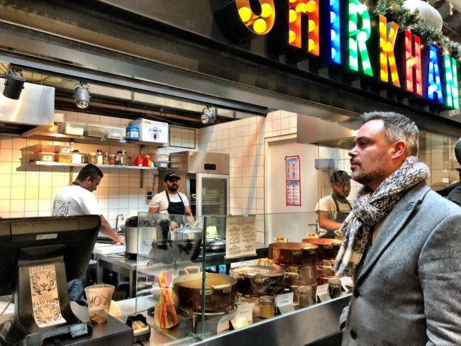 shirkhan mumbai street food amsterdam Food Hallen
