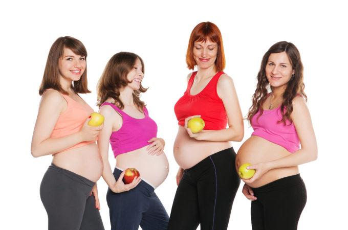 Wat te eten tijdens je zwangerschap