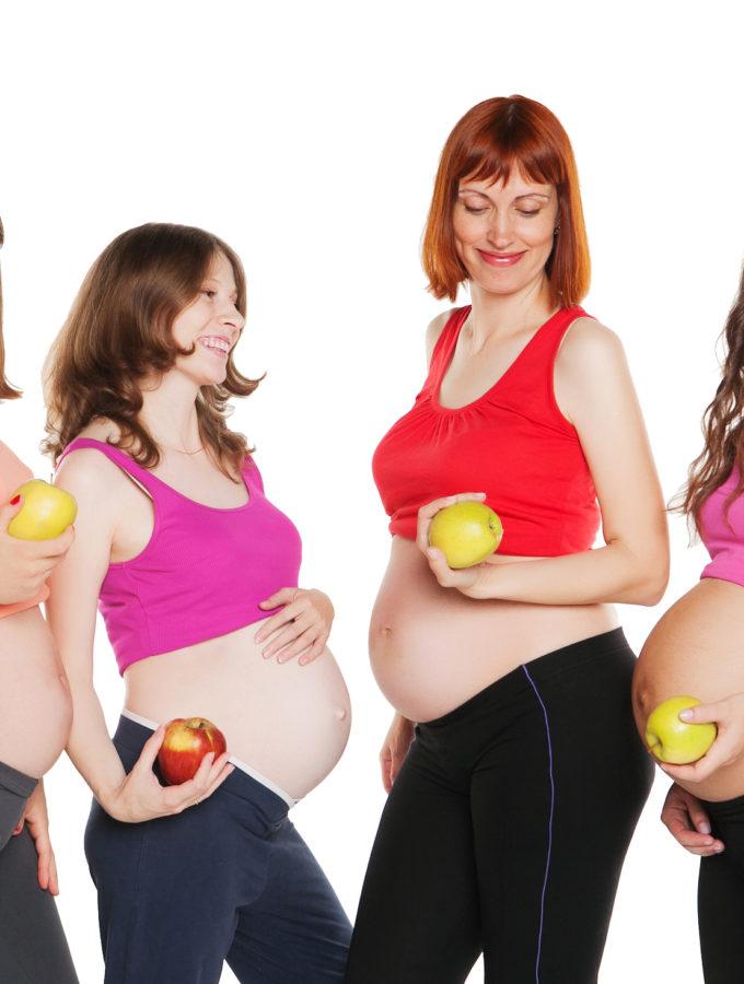 Wat kun je het beste eten tijdens je zwangerschap