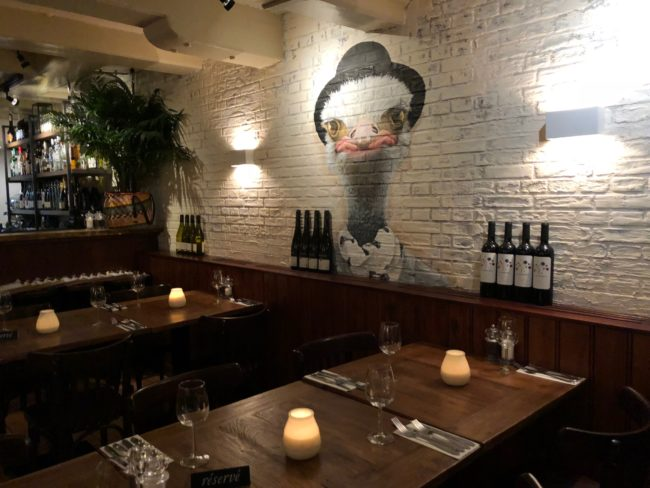 bistro de struisvogel amsterdam restaurant review betty's kitchen