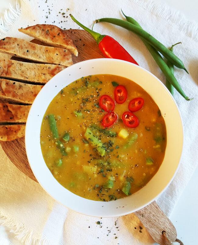recept indiase gele currysoep © bettyskitchen.nl