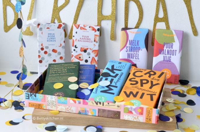 WIN: Een kilo chocolade pakket