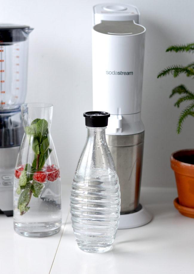 sodastream bruiswatertoestel zelf spa rood maken bettyskitchen
