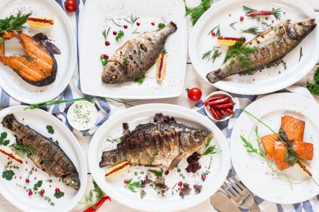 5 redenen om vaker vis te eten