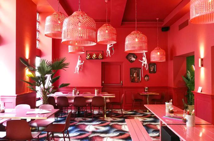The Streetfood Club in Utrecht restaurant cocktailbar vlog review betty's Kitchen