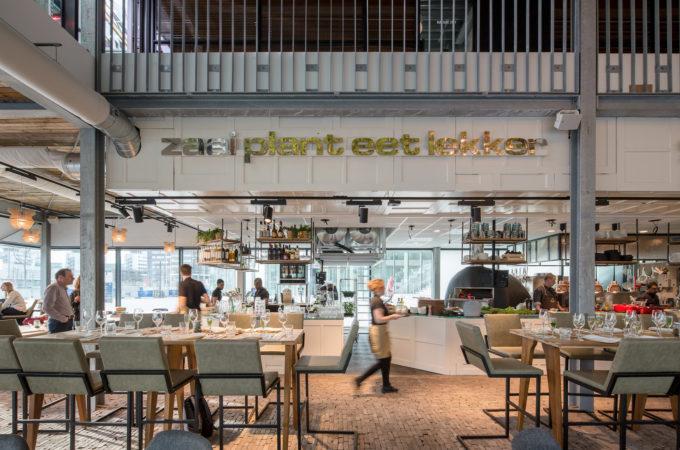 The Green House Restaurant in Utrecht review Betty's Kitchen
