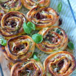 recept pizza rolls met ham en kaas uit de ove betty's kitchen