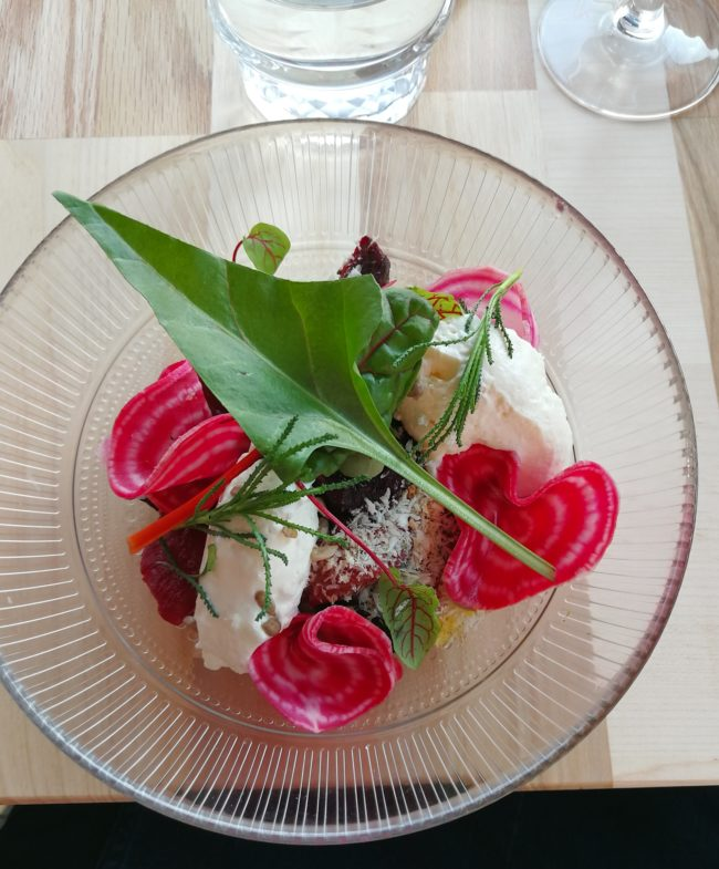 The Green House Restaurant in Utrecht review Betty's Kitchen