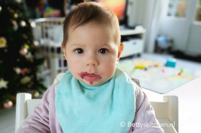Laura's Voedingsschema – 6 maanden