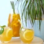 recept zelf mango limonade maken kookvideo © bettyskitchen.nl