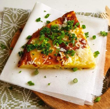 recept spaanse tortilla met geitenkaas vegetarisch © bettyskitchen