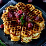 zelf wafels maken recept © bettys kitchen