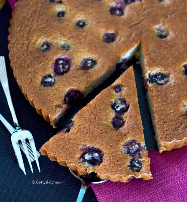 recept glutenvrije kersencake betty's kitchen