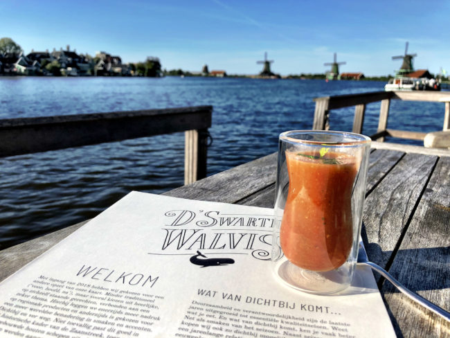 restaurant d'swarte walvis in zaandam review © bettyskitchen