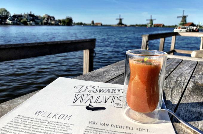 D'Swarte Walvis in Zaandam