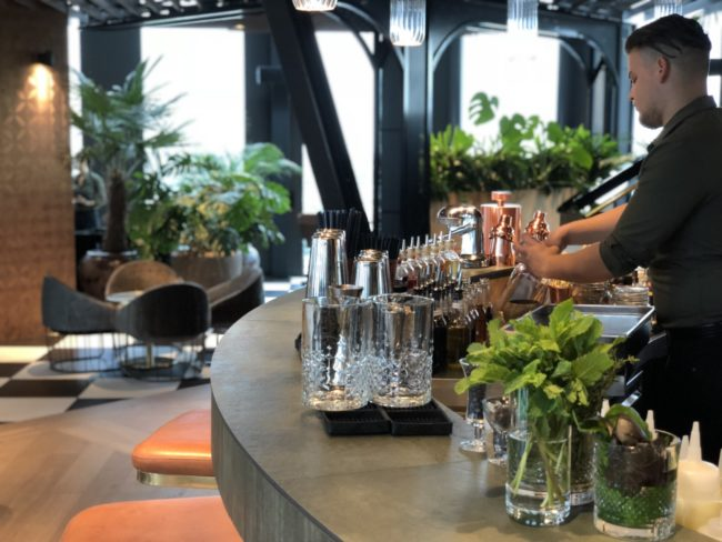Juniper & Kin Kitchen Garden & Bar in Amsterdam